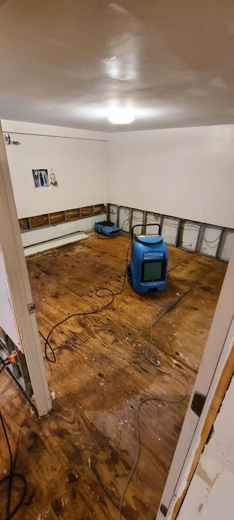 searing hardwood floor in flushing