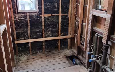 water damage contractors queens